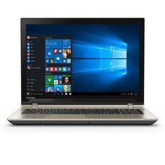Toshiba Satellite Intel Core i7-6700HQ 2.6GHz 12GB 1TB 128GB SSD 15.6 GTX 950M Win 10 S55t-C5165 Laptop PSPUGU-00600G