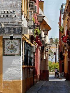 Triana, Sevilla. Andalucía