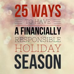 Love these practical ways to save money during the holiday season, instead of having spending regret in the New Year