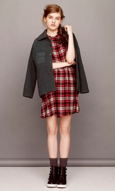 all about the checks... Autumn Winter 2013