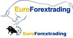"""Euro Forex Trading"" logo, Cyprus"