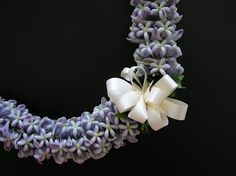 crown flower lei hawaiian island styles nostalgia pinterest