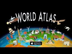 Barefoot World Atlas for iPad and iPhone: now with expansion packs! | Touch Press