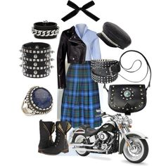 """Sons of Tartan"" by duncanlovestess on Polyvore"