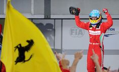GP Malasia: El equipo Ferrari todavía no se cree la victoria de su piloto Fernando Alonso.