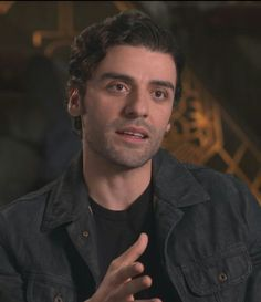 "Oscar Isaac in the ""DVD EXTRAS: X-MEN APOCALYPSE UNEARTHED"" (edited from…"