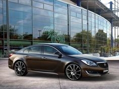 Irmscher's take on the 2014 Opel Insignia