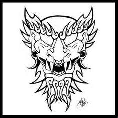 Japanese Hannya Mask, Samurai, Moose Art, Magic, Tattoos, Animals, Tatuajes, Animales, Animaux