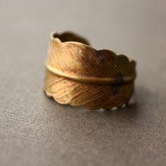 Pretty etsy ring!