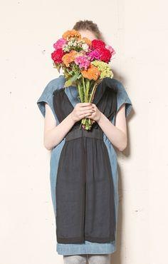 MAR×TOhRCH BLACK DRESS