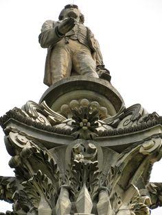 Henry Clay Memorial at the Lexington Cemetery - near, but not part of Ashland, The Henry Clay Estate, Lexington, Kentucky