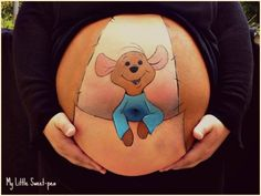 Belly Painting : 30