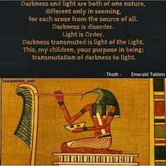 Thoth/Tehuti the great architect, most ancient and He who is all wisdom; Keeper of the Akashic Records; Scribe of the Emerald Tablets. #Thoth #Akasha #AncientEgypt www.anitamerrickauthor.com Spiritual Enlightenment, Spiritual Wisdom, Spiritual Guidance, Emerald Tablets Of Thoth, Egyptian Mythology, Black History Facts, Knowledge And Wisdom, Ancient Egypt, Wisdom Quotes