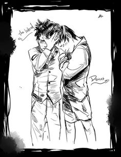 Will and Jem. by Cassandra Jean