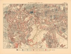 https://flic.kr/p/AEq6P2 | Printed Map Descriptive of London Poverty 1898-1899. Sheet 11. Outside Southern District | Covering: Dulwich, Brixton, Denmark Hill, Herne Hill, Stockwell, Peckham, Nunhead, Camberwell and Lambeth.  LSE reference no. BOOTH/E/1/11