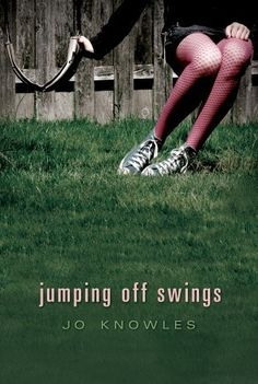 A look at how Jumping Off Swings by Jo Knowles tackles the issue of teen pregnancy from multiple POVs. A great addition to your class library.