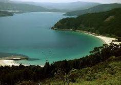 Ria de O Barqueiro, Lugo - Galiza (aka Galicia) Spain