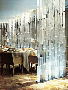 restaurant screen