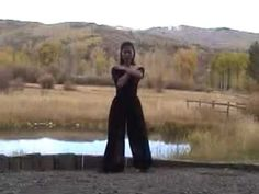 Qi Gong balancing movement with Daisy Lee *
