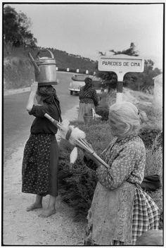 Master Henri Cartier-Bresson a visit to Portugal, 1955.  Paredes de Cima, naer Amarante. 1955. via https://www.facebook.com/photo.php?fbid=980938448614509&set=a.980921718616182.1073742092.100000950887194&type=1&theater