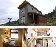 studio tiny house for sale 001 600x400 Man Builds 160 Sq Ft