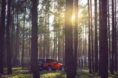 "Nasz rodzaj ""autostrady"" ;) Jeep Wrangler Unlimited, Jeep Life, Dream Cars, Vehicles, Instagram Posts, Fun, Poland, Vsco, Car"