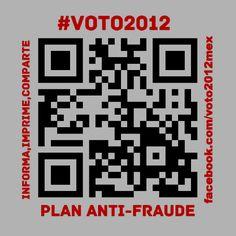 En México vamos a monitorear nuestros votos. Necesitamos que todos lo sepan. Repinéalo, lo vale.