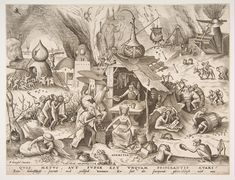 Giotto Di Bondone — artist-bruegel: Greed, Pieter Bruegel the. Gouache, Pieter Bruegel The Elder, Garden Of Earthly Delights, Plan Drawing, Pastel, Madonna And Child, Paper Artist, Seven Deadly Sins, The Magicians