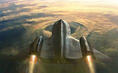 SR-71 concept art
