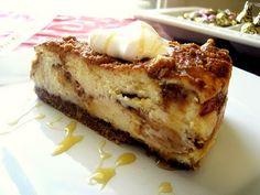 Cinn-a-bun Cheesecake