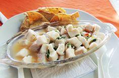 balu restaurant ceviche   - Costa Rica
