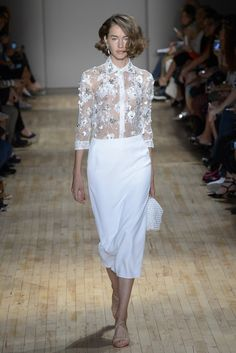 Jenny Packham RTW Spring 2015 - Slideshow - Runway, Fashion Week, Fashion Shows, Reviews and Fashion Images - WWD.com