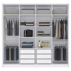 Closet Design Tool, Wardrobe Design, Closet Designs, Bedroom Wardrobe, Walk In Wardrobe, Walk In Closet, Closet Bench, Custom Closets, Closet Doors
