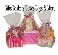 Gifts N Baskets Boxes Bags & More