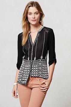 More of a statement piece than what I'm looking for, but also love.... casual but distinctive.