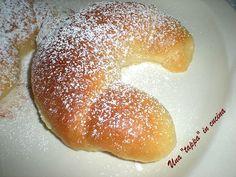 Brioches con la macchina del pane di Marymag
