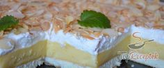 Quick cake without Schneller Kuchen ohne Backen No time but an appetite for something sweet? Try this cake without baking. You need cookies, sour cream … - Quick Cake, Cake Bars, Something Sweet, Food Design, Cake Cookies, Yummy Cakes, No Bake Cake, Sour Cream, Vanilla Cake