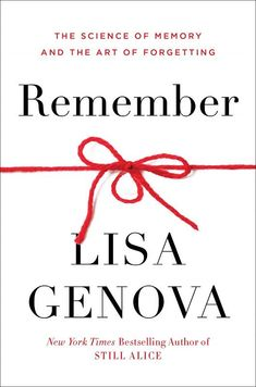 The Best New Books to Read in 2021 (So Far) | Can you accurately describe both sides of a penny? In Remember, acclaimed neuroscientist Lisa Genova, explains why so many of us can't—and why that doesn't mean we're losing our minds. This fascinating exploration of how memory works reveals why those blips are totally normal. #realsimple #bookrecomendations #thingstodo #bookstoread Got Books, Books To Read, Best Book Club Books, Good New Books, Still Alice, Human Memory, Oscar Winning Films, We Remember, Reading Lists