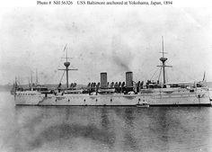 USS Baltimore 1894