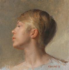Jacob Collins - Portraits