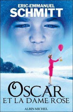 """Que nous dit la quatrième de couverture ? << Oscar a dix ans et il vit à l'hôpital. Même si personne n'ose le lui dire, il sait qu'il va mourir. La dame rose, qui le visite et """" qui croit au ciel """", lui propose, pou"""