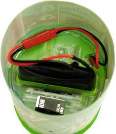 Omni Soda Bottle Hi-Def Spy Camera/DVR