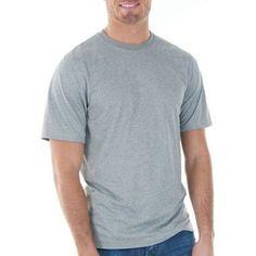 Gildan Big Mens Classic Short Sleeve T-Shirt, Men's, Size: 3XL, Gray
