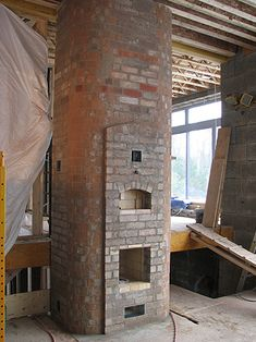 STOVEMASTER Wood Stove Cooking, Four A Pizza, Pizza Oven Outdoor, Austin Homes, Brick And Stone, Small House Design, Brickwork, Homesteading, Building A House
