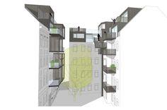 chociwski architekten » DG Favoritenstraße