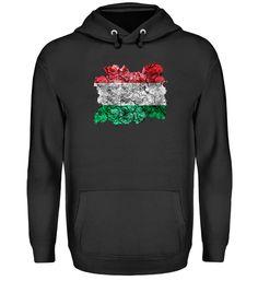 Ungarn Vintage Flagge T-Shirt Nepal, Laos, Verde Vintage, Vanuatu, Unisex, Ivoire, Sierra Leone, Brunei, Afghanistan