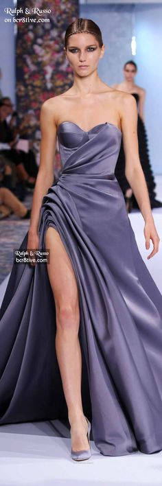 Ralph & Russo Fall 2016 Haute Couture ♥ jαɢlαdy