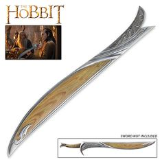The Hobbit – Officially Licensed Scabbard For Orcrist, Sword of Thorin Oakenshield
