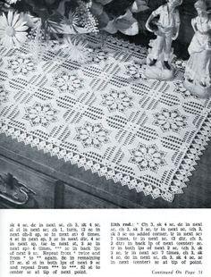 Crochet Hook Conversion Chart | crocheted lace: Crocheted Buffet Scarf
