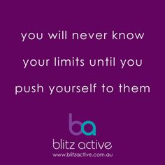 KNOW YOUR LIMITS!  Feel good, look great - activewear sizes 16-26 Designed & Made in Australia www.blitzactive.com.au  #blitzactive #blitzactivewear #plussizeactivewear #plussizeworkout #plussizefashion #inspo #positivebodyimage